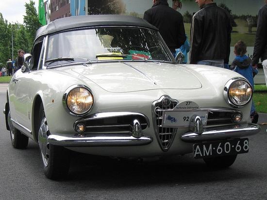 Alfa Romeo Giulietta 1300 CC