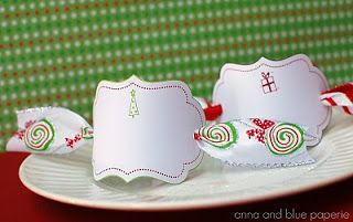 Pretty Peppermint Party Ideas