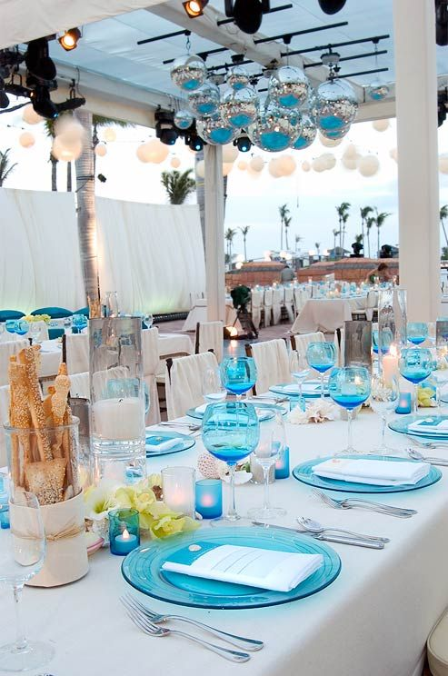 Mexico Destination Wedding, Beach