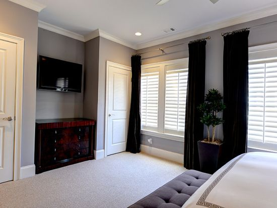 Sleek Transitional Bedrooms - Bedroom Designs - Decorating Ideas - HGTV Rate My Space