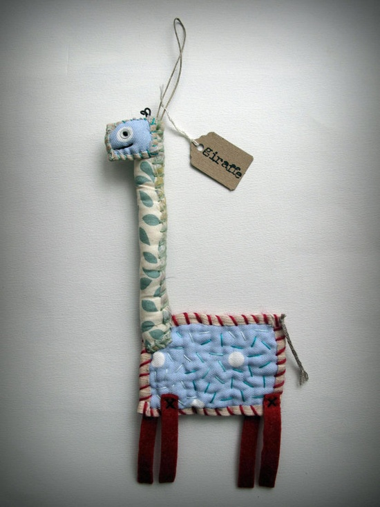 Fabric Animals