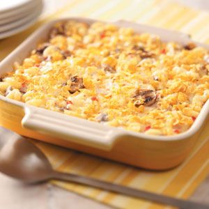 10 Healthy & Easy Casseroles