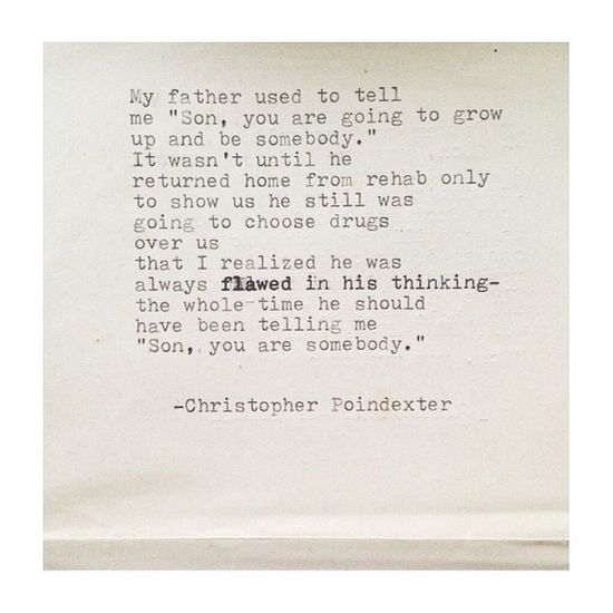 The Blooming of Madness poem 66 written by Christopher Poindexter