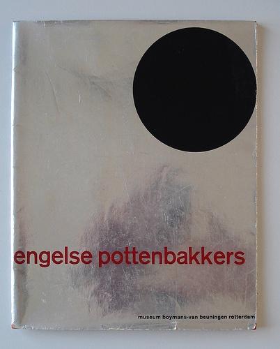 Engelse Pottenbakkers Exhibition Catalog, 1960 Designed by Benno Wissing