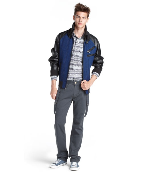 Top Trends of 2013: Blue them away #barIII #mens #fashion BUY NOW!
