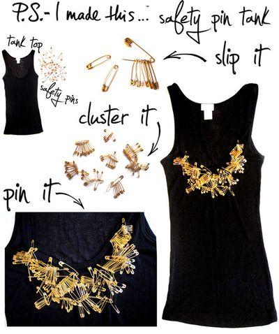 #diy, #fashion