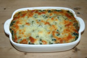 Spinach Gratin, Recipes - Cook & Eat Lebanese