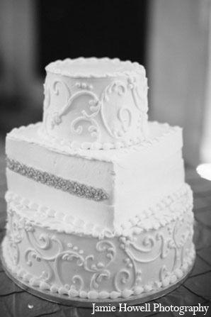 indian wedding cake maharaniweddings....