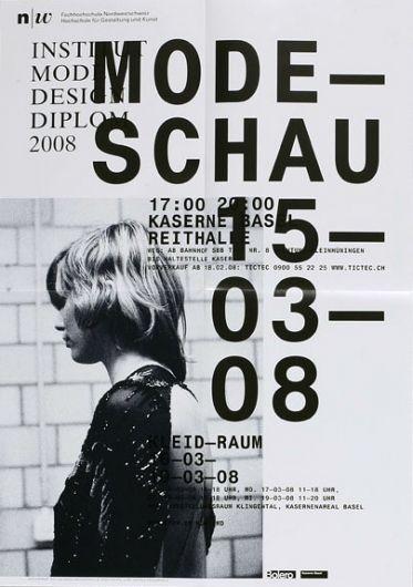 graphic design/typography