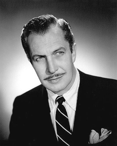 The Unique Vincent Price