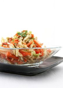 Fresh No Cook #Recipe for Lunch #Food