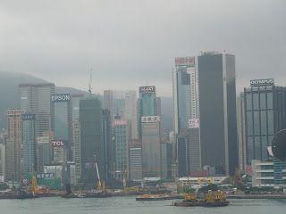 Advertising. Hong Kong, China