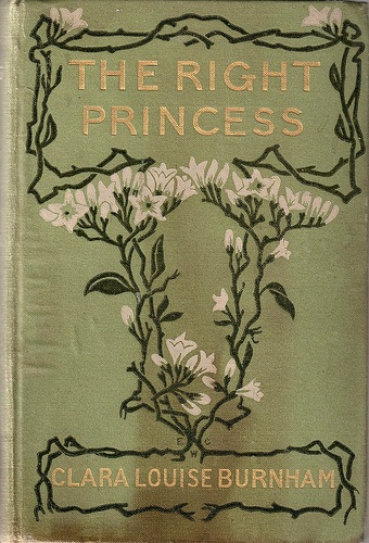 The Right Princess, book cover