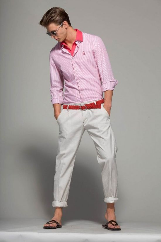 Casual Summer Style.  Love Moschino S/S 2013 Collection #men #fashion