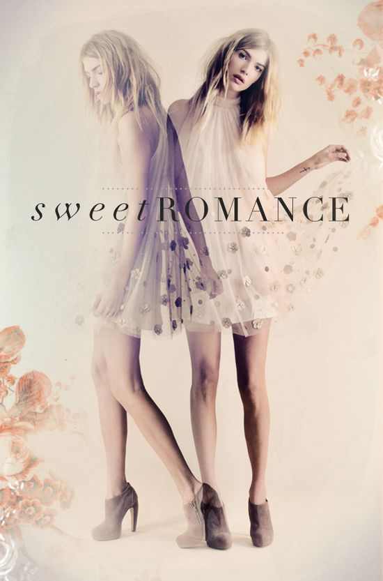 SWEET ROMANCE - Kellyn Walker // Graphic Designer