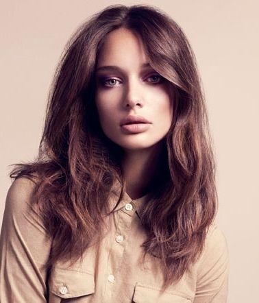 medium hair- air dry
