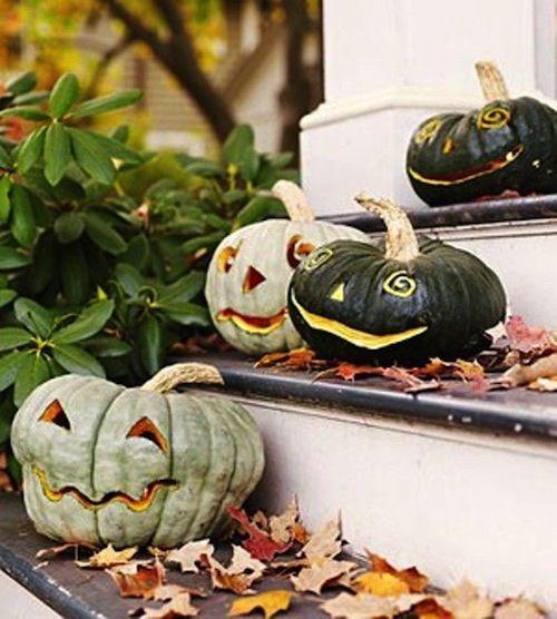 Halloween #pumpkin #carving ideas