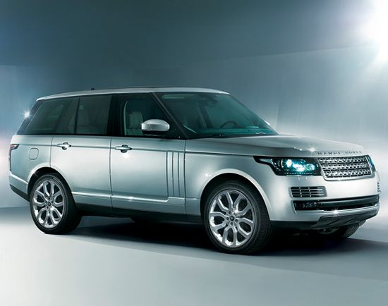 2013 RANGE ROVER – OFFICIALLY UNVEILED // not sure how i feel about this one. Ford?