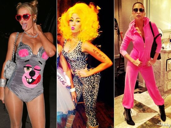 15 Celebs Dressed As Other #Celebrities For #Halloween