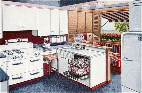 1947 Shipshape Kitchen