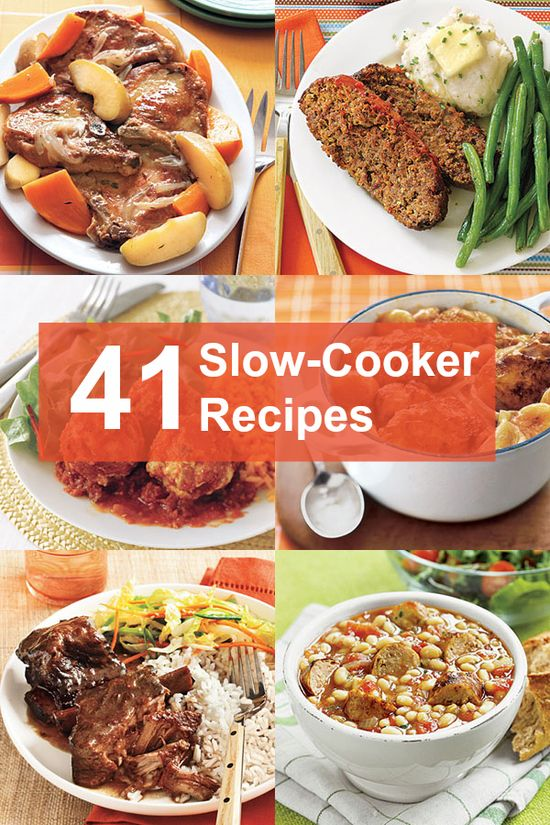 41 inexpensive and easy slow-cooker recipes