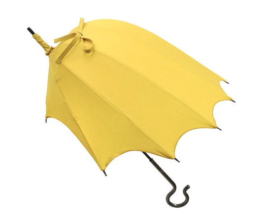 crazy cool handmade Japanese parasols