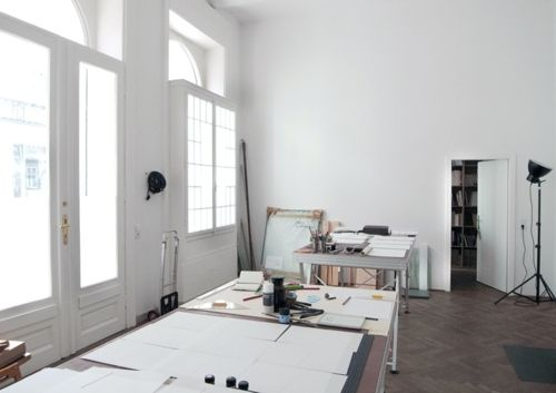 What would be a dream workspace.