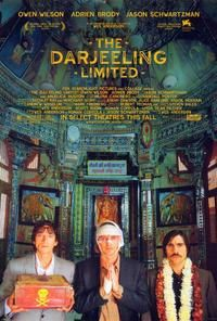 The Darjeeling Limited Movie Poster from Movie Poster Shop