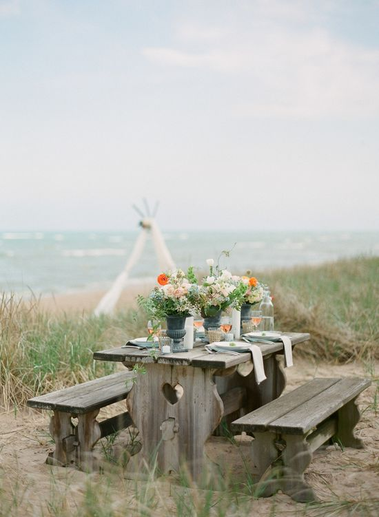Door County Photo Shoot from The McCartneys Photography  Read more - www.stylemepretty...