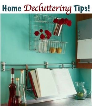 18 Tricks for Organizing and Decluttering Your Home! via TheFrugalGirls.com #organizing