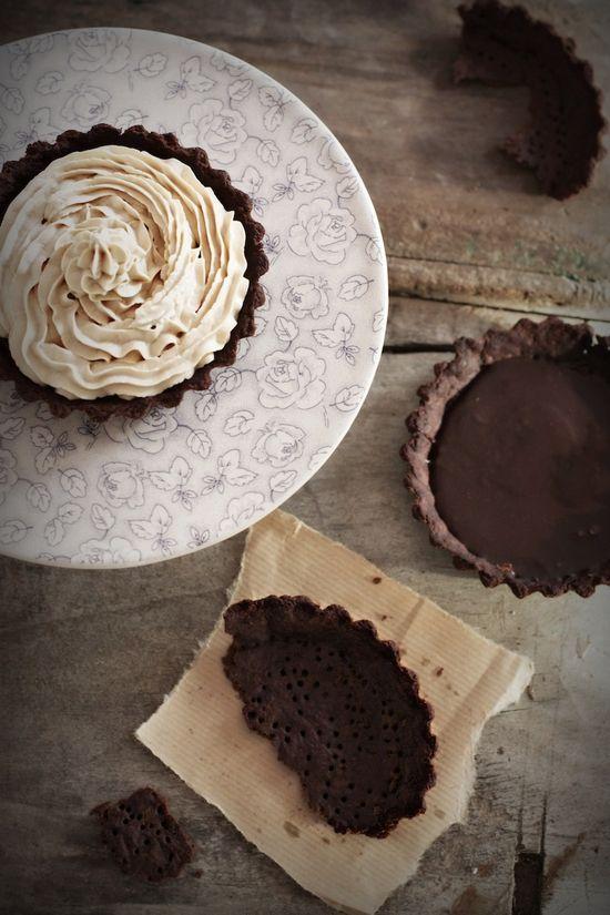 Chocolate&Coffee Tartelette