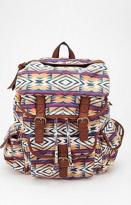 I really want a bag like this...not quite this pattern, but something like it!