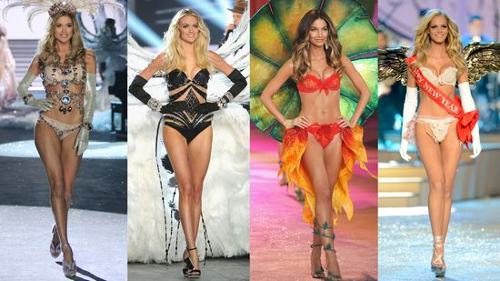 The New (Gentler) Victoria's Secret Model Workout ---so interesting!