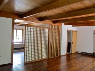home designed by George Nakashima