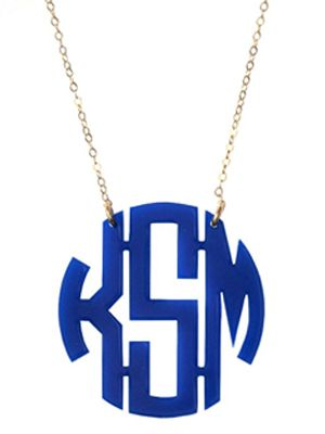 Can get the monogram in any color!!!