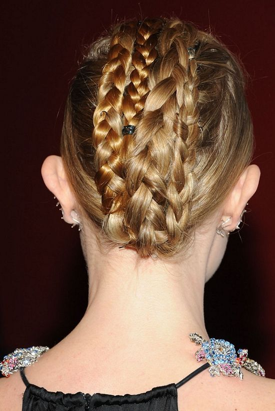 Kate Bosworth With Awesome Braided Hair