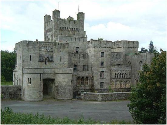 Gosford Castle  Ireland
