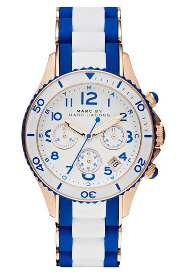 Maliblue Marc by Marc Jacobs watch #Nordstrom #toppins