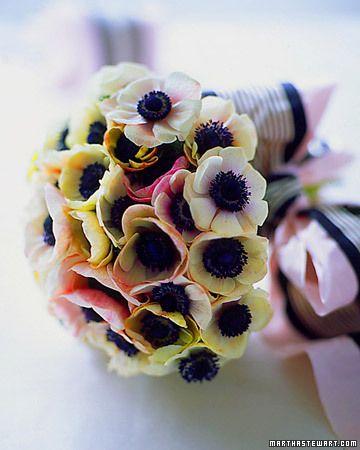 Bouquets - Martha Stewart Weddings Flowers