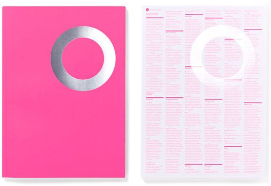 Circle for Typographic Circle — Pentagram