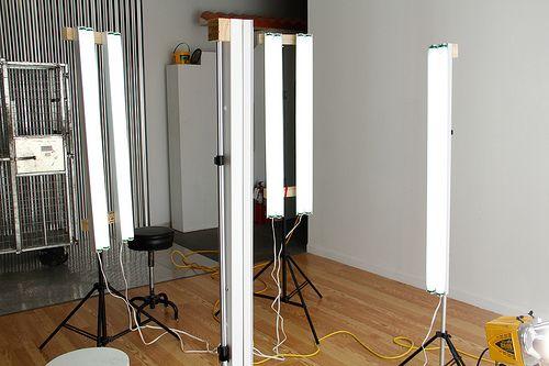 DIY Portrait Lights