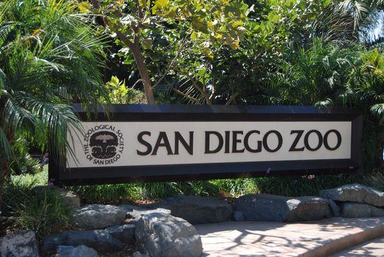 San Diego Zoo: San Diego, CA