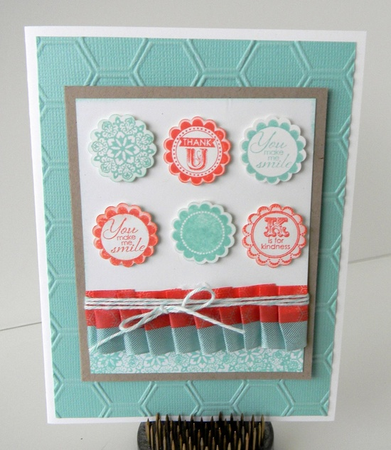 Debbies Creative Spot: I LOVE Washi tape!