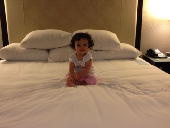 10 Tips for Staying at Hotels With Baby