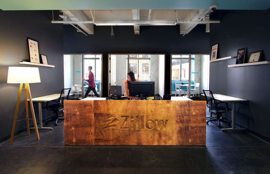 Zillow's Fresh New SF Office