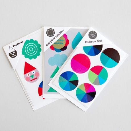Graphic Stickers @Pocketo