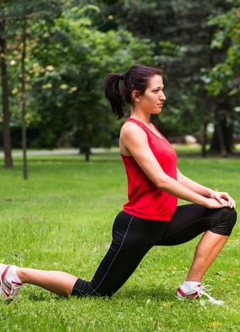 We have a FREE gym membership for you--the great outdoors! Get budget friendly health tips here!