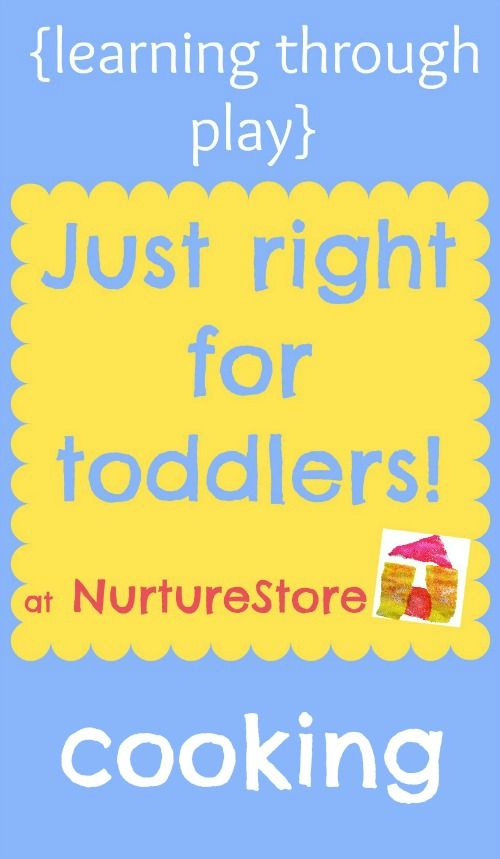 Great Activities for Toddlers : Cooking