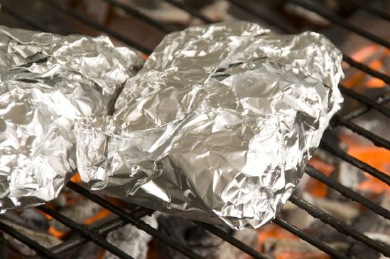 "Packet meals: Cooking in foil packets    I am so trying this recipe this week. Sounds like a great way to cook for a family with ""conflicting"" tastes!    Note: We  have now made this and it is absolutley deliciious!!"