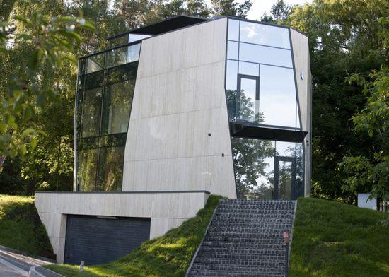 House in Birštonas